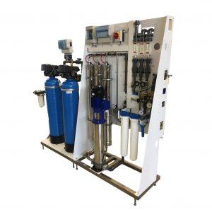 Enthärtungsanlagen zur Wasseraufbereitung
