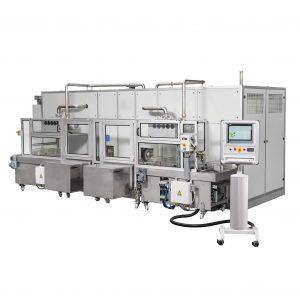 Feinstreinigungsanlagen PowerJet ist ein äußerst flexibles und leistungsfähiges System