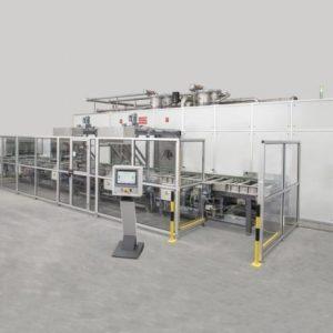 Feinstreinigungsanlagen PowerJet lässt sich ideal in Produktionsprozesse integrieren
