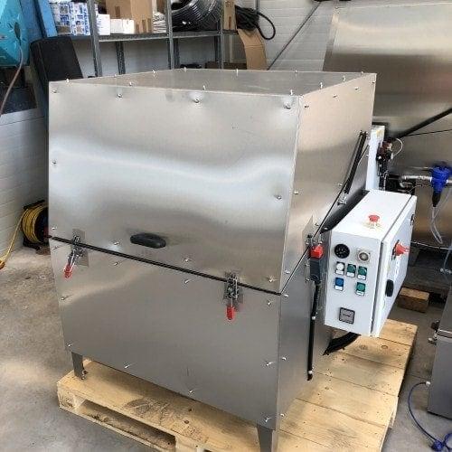 Heisswasser-Teilereinigungsgeraet-Glogar-L102-mit-Oelskimmer-gebraucht