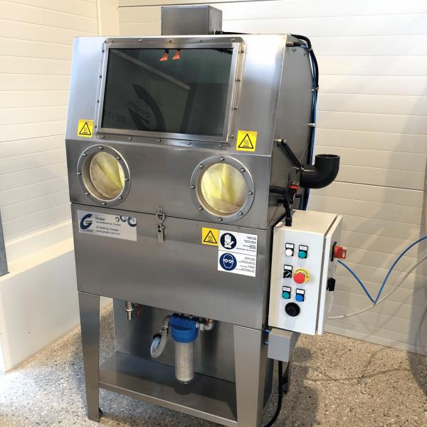 Hochdruckwaschtisch gebraucht Glogar HP25