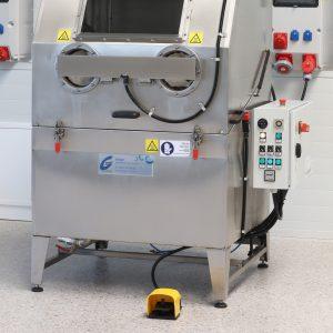 Teilereinigungsanlage gebraucht zur manuellen Reinigung