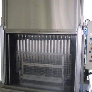 Metall-Entfettungsanlagen L210 Bauteilreinigung