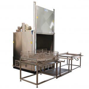 Metall-Entfettungsanlagen L210 Querverschiebetisch