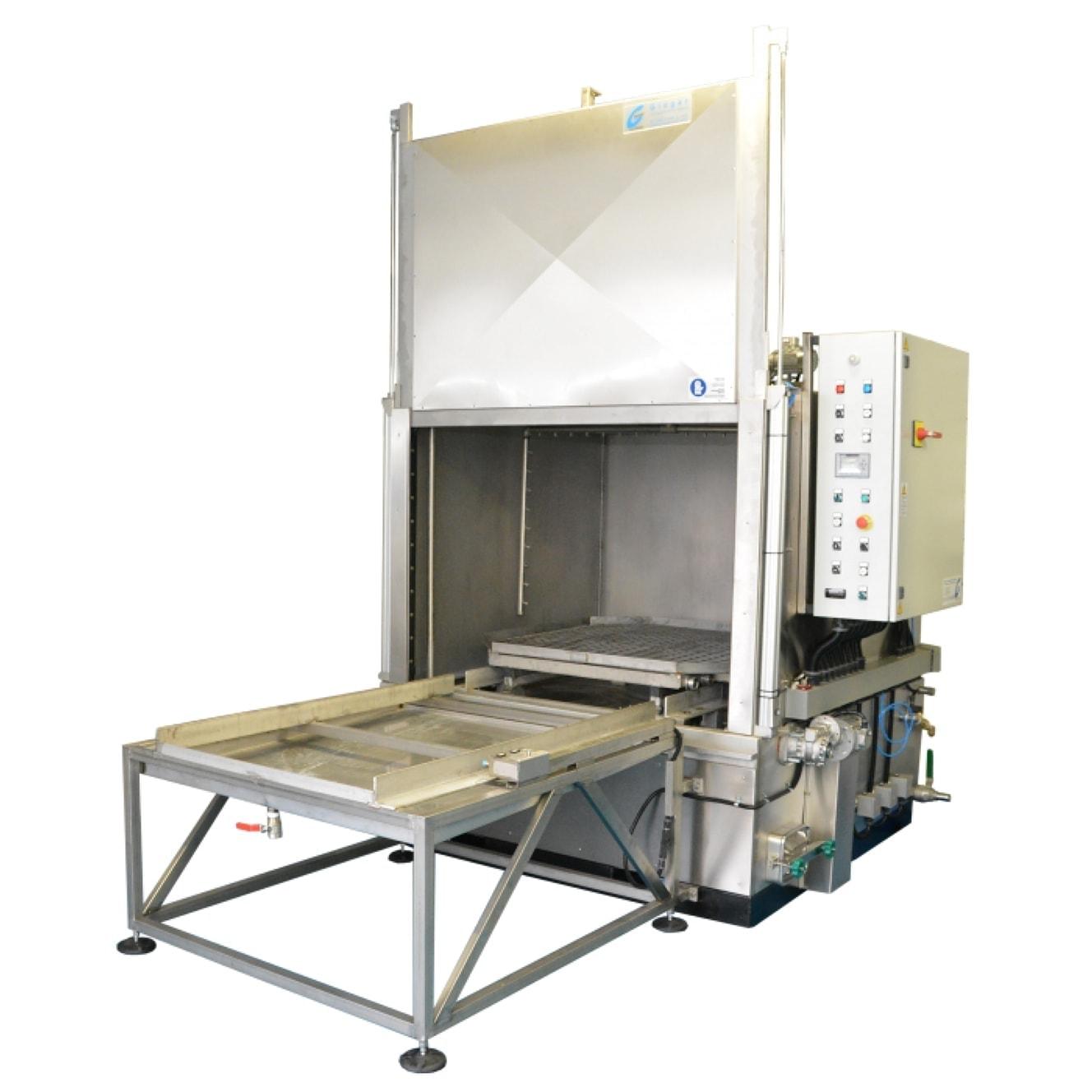 Metall-Entfettungsanlagen L210 Transportwagen