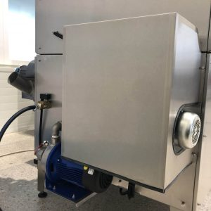 Trocknungsaggregat für Metallentfettungsanlage