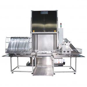 Metallreinigungsanlagen CM16 für großvolumige Teile und hohe Gewichte