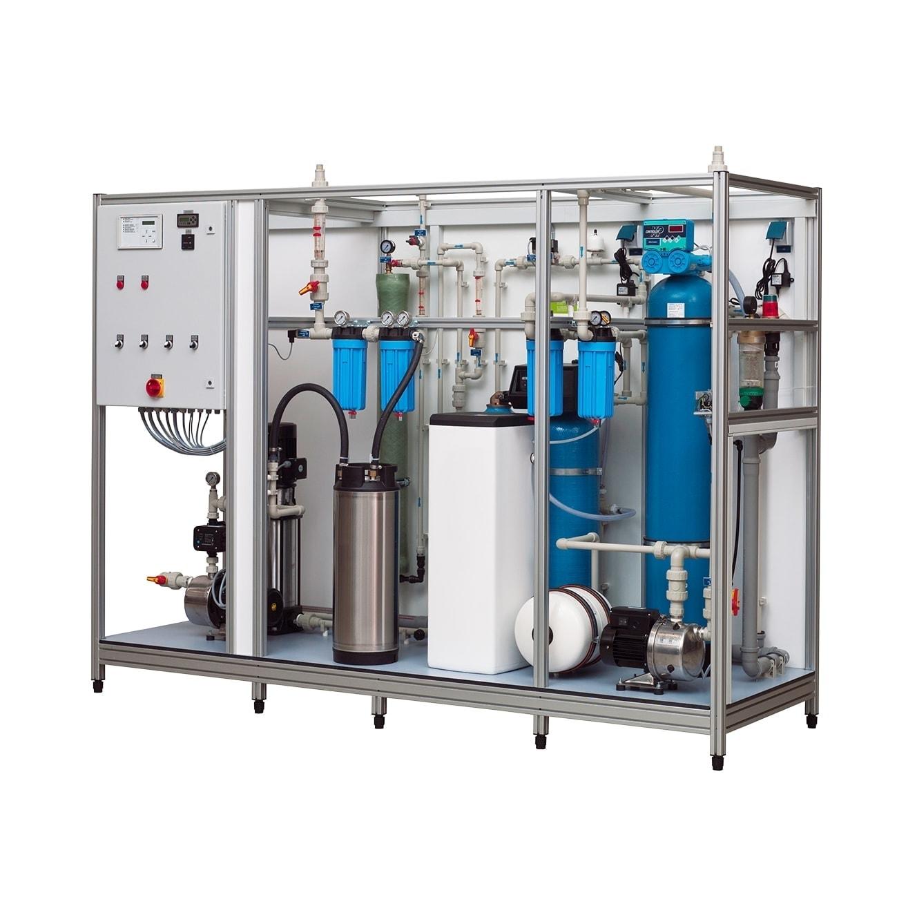 Osmose-Anlagen zur Wasseraufbereitung