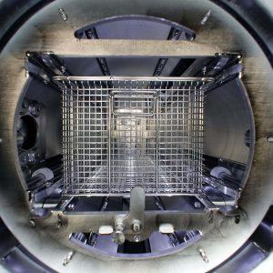Präzisionsreinigung RH (V) Mehrseitiges Spritz- und Flutsystem
