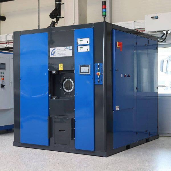 Präzisionsreinigung gebraucht Glogar RH600V