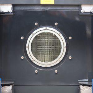 Präzisionsreinigungs-Anlage Sichtfenster