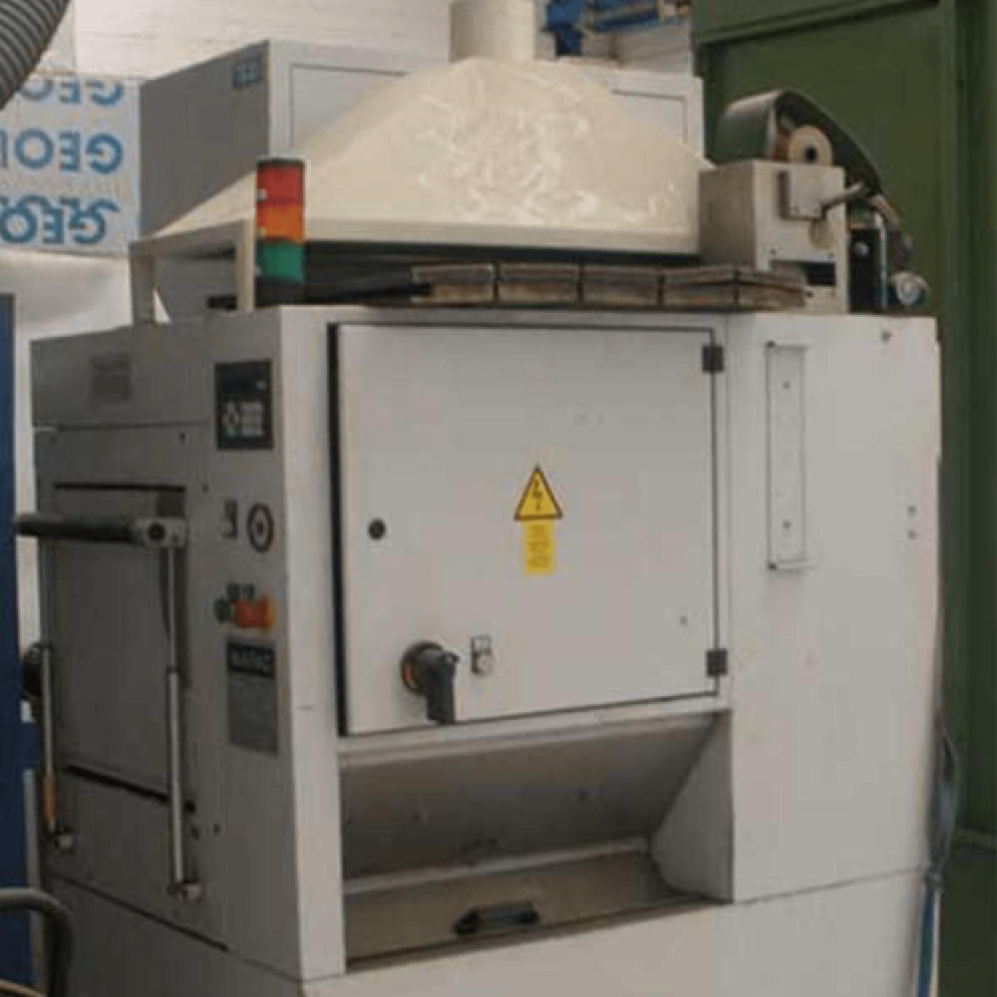 Spritzreinigungsanlage Mafac