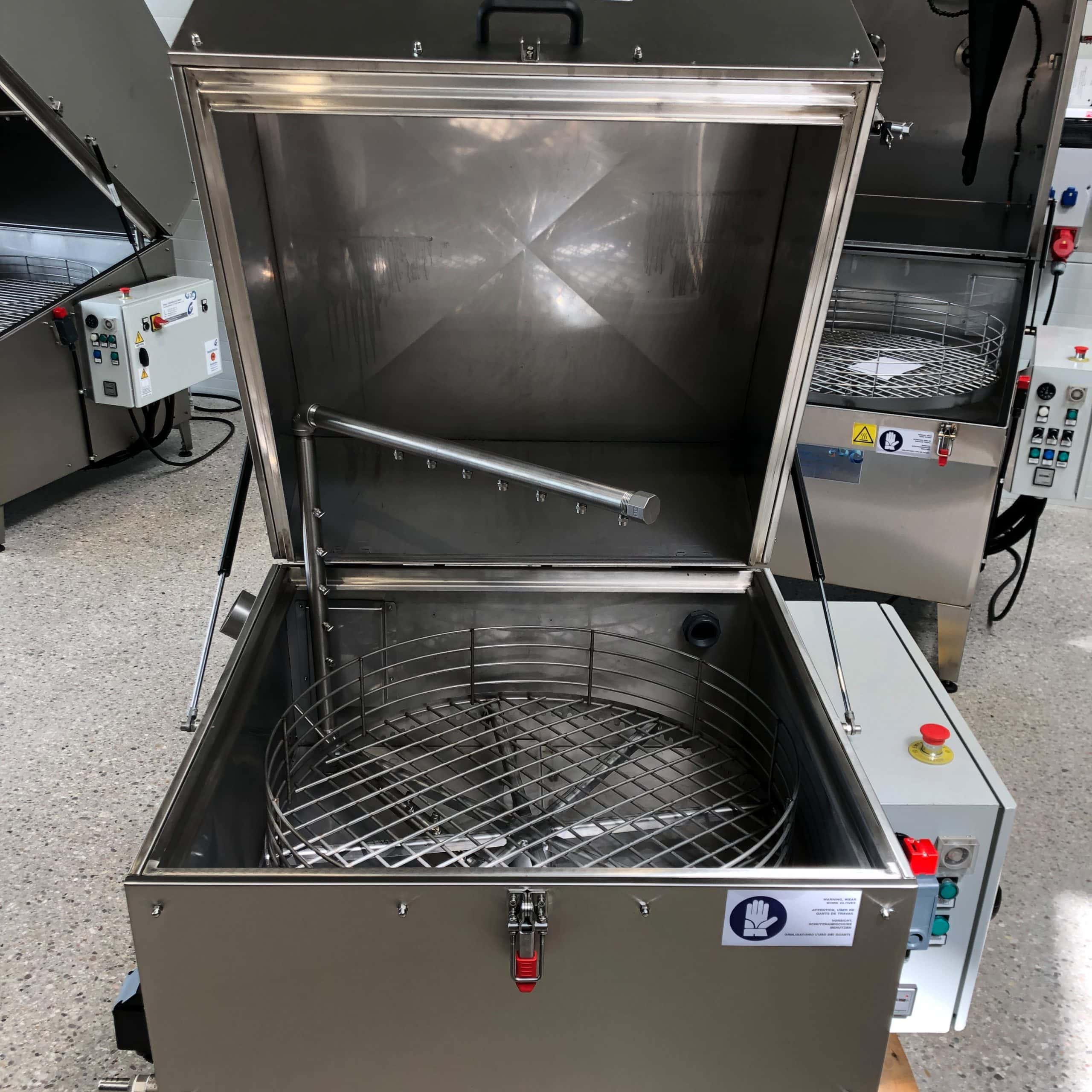 Teilewaschanlage gebraucht Glogar L90
