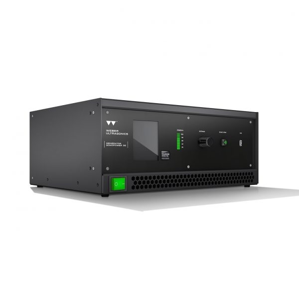 Ultraschall-Generatoren für die Anforderungen der Reinigungstechnik