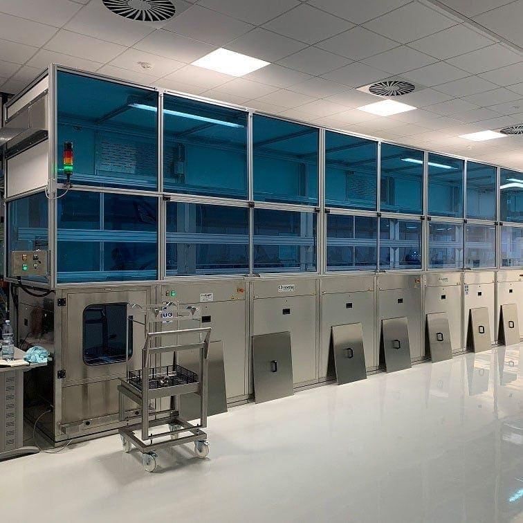 Ultraschallreinigungsanlage-Medizintechnik