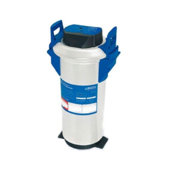 Vollentsalztes Wasser mittels VE-Patronen