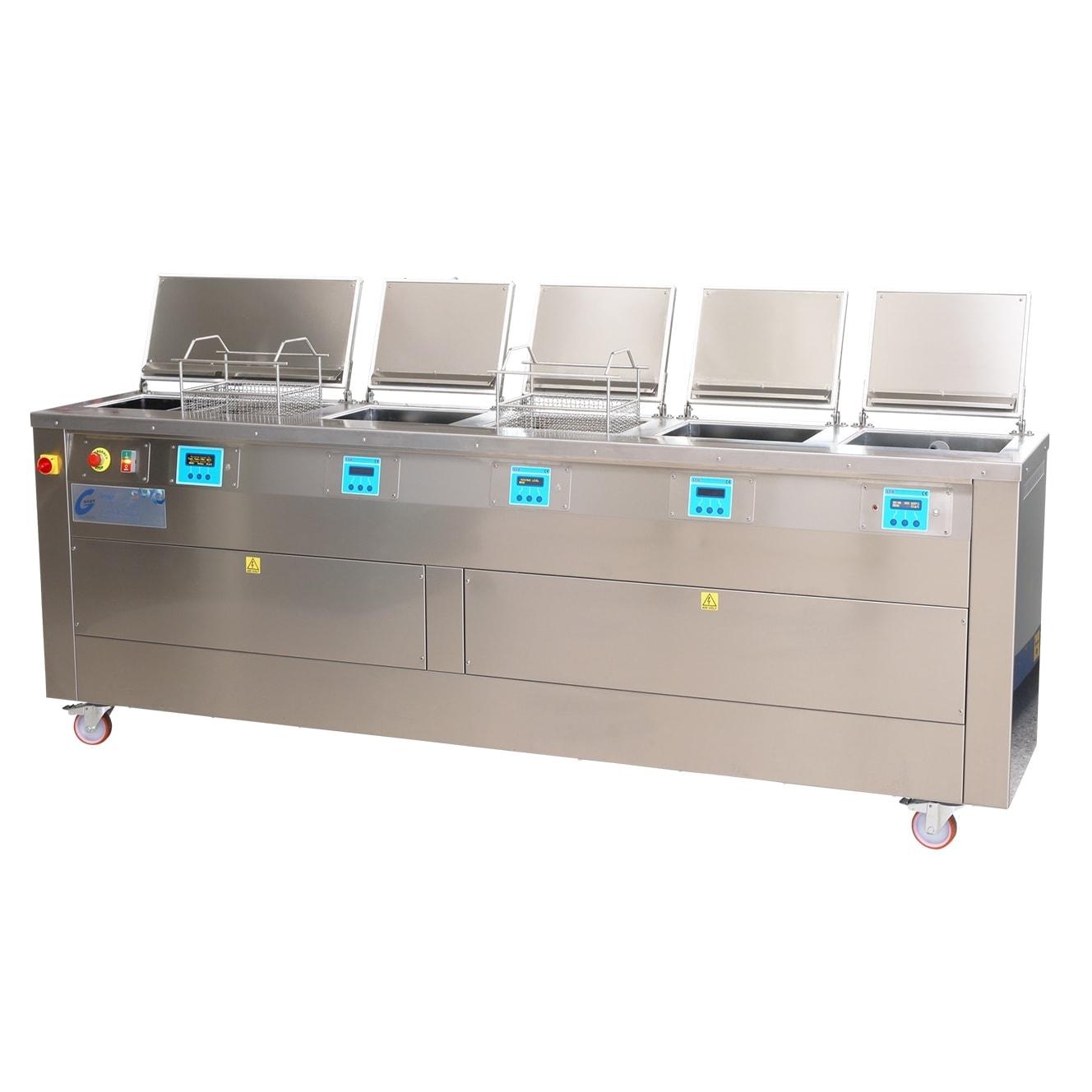 Ultraschallreinigungsanlage HA Serie