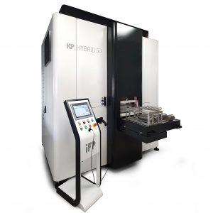 Lösemittel- und Vakuumreinigung Typ KP Hybrid